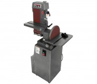 Brand New Jet Industrial Combination Belt & Disc Finishing Machine