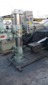 Used Giddings & Lewis Chipmaster Radial Arm Drill