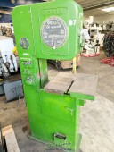 Used DoALL Vertical Contour Bandsaw