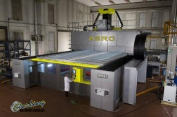 Brand New Parpas 5 Axis CNC Gantry Mill (NEVER PUT INTO SERVICE!)