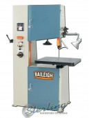 Brand New Baileigh Vertical Band Saw