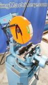 New Scotchman (NON-FERROUS, POWER VISE AND MANUAL DOWN FEED) Circular Cold Saw (For Cutting Aluminum, Brass, Copper, Plastics)