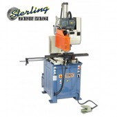 Brand New Baileigh Heavy Duty Vertical Semi-Automatic Column Type Cold Saw