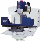Brand New Atrump Vertical CNC Maxi-Mill Machining Center