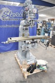 "Brand New Acra Variable Speed Knee Milling Machine ""Bridgeport Copy"" OUR BEST SELLER!"