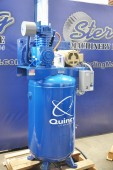 Brand New Quincy Reciprocating VERTICAL Air Compressor
