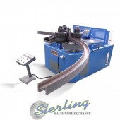 Brand New Baileigh Hydraulic Double Pinch Roll Bender