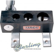 Brand New Baileigh Manually Operated Non-Mitering PIPE Notcher
