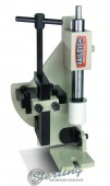 Brand New Baileigh Drill Press or Vice Mounted Hole Saw Tube Notcher