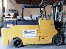 Used Royal Forklift Electric Forklift