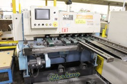 Used Aizawa Automatic Shear Cutting Line and Piling System (Great for Small Pieces)