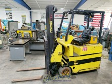 Used Drexel Electric Swing Mast Forklift