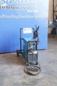 Used Miller Millermatic Pulser Wire Mig Welder with Spoolmate Spool Gun