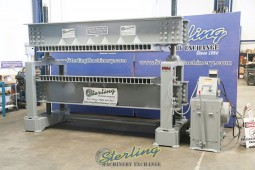 Used Black Brothers Mechanical Press