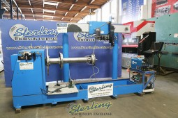 Used Jetline Engineering Circular Welder