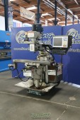 Used Acra CNC Vertical Milling Machine W/ 3 Axis CNC Servo Drive System
