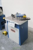 Used (Demo Machinery) BAILEIGH HYDRAULIC FIXED ANGLE SHEET METAL NOTCHER