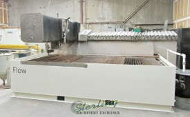 Used Flow CNC Independent Flying Bridge Waterjet (GUARANTEED by FLOW DEALER)