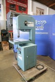 Used Delta Vertical Bandsaw- Cuts Metal and Wood (Runs Great, Very Clean)