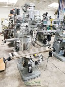 """Used Bridgeport Vertical Milling Machine """"Late Model, Excellent Condition!"""""""