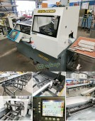 Used Hydmech Automatic Vertical Column CNC Cold Saw