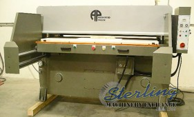 Brand New APMC Hydraulic Clicker Press (Four Post)