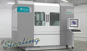 Brand New Flow Enclosed CNC Waterjet Cutting System