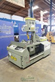 Used Hyd-Mech Tilt Frame Vertical Bandsaw (Made In USA) (Guaranteed By Hydmech Authorized Dealer)