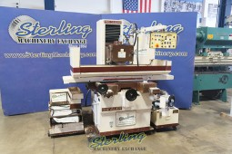Used Chevalier Fully Automatic (3 Axis) Surface Grinder