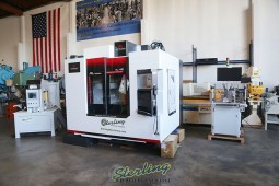 Brand New Atrump Vertical Machining Center