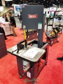 Brand New Dake Parma Work-A-Matic Vertical Bandsaw