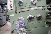 (new old stock) mighty turn geared head gap bed lathe ML-1880GL