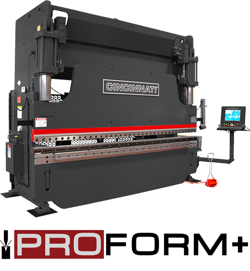 Sterling Machinery Exchange The Cincinnati Proform+